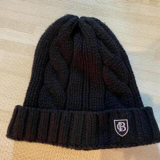 BURBERRY BLACK LABEL - sale! Burberry ニット帽