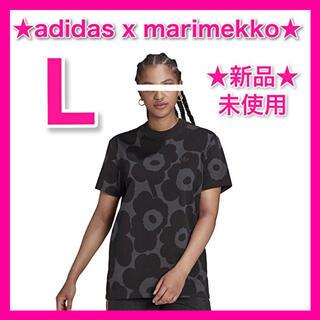 marimekko - 新品未使用★adidas marimekko コラボ Tシャツ L