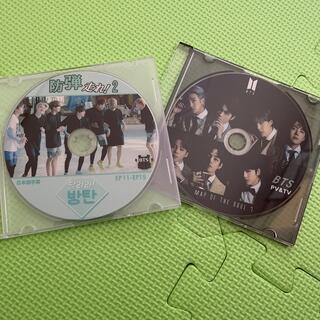 防弾少年団(BTS) - BTS DVD 2枚セット