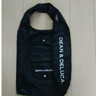 DEAN & DELUCA - DEAN&DELUCA  エコバッグ  ブラック