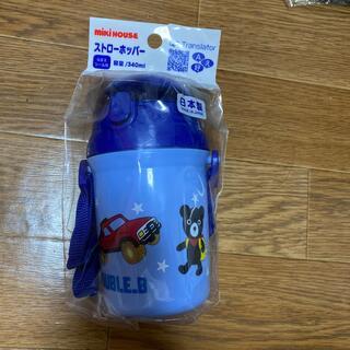 mikihouse - ミキハウス 日本製 水筒