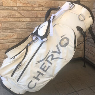 CHERVO ゴルフキャディーバックスタンド