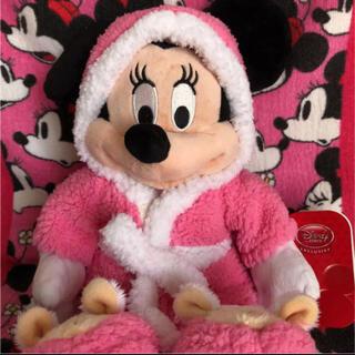 Disney - ミニーマウス ぬいぐるみ《新品タグ付き・送料込み》
