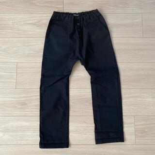 コドモビームス(こども ビームス)のMOTORETA 子供服 6-7y 美品 黒パンツ kids ズボン(パンツ/スパッツ)