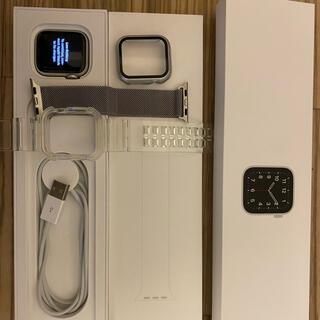 Apple Watch - Apple Watch SE 40mm Cellular