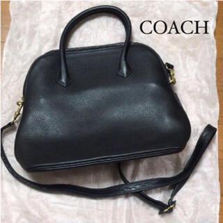 COACH - 2way ハンドバッグ ショルダーバッグ coach