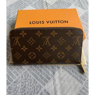 LOUIS VUITTON - ルイ・ヴィトン モノグラム ジッピー ウォレット長財布