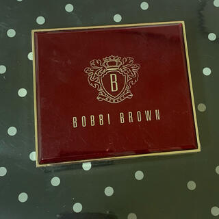 ボビイブラウン(BOBBI BROWN)のBobbi Brown キャビア & ルビー アイシャドウ パレット(アイシャドウ)