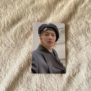 SEVENTEEN - SEVENTEEN ジョンハン  attaca トレカ