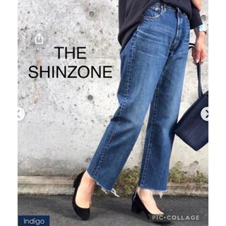 シンゾーン(Shinzone)のTHE SHINZONE  シンゾーン カットオフデニム(デニム/ジーンズ)