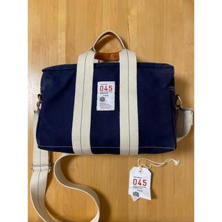 ビームス(BEAMS)のオーシャンユニオン 横浜帆布鞄 045 2way ショルダーバッグ ハンドバッグ(ショルダーバッグ)