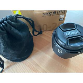 Nikon - NIKON NIKKOR 10-20mm f/4.5-5.6G 広角レンズおまけ