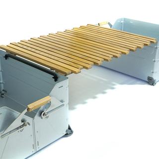 HILLEBERG - otherside design bridge table50