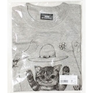 【会場限定販売】 MOE ヒグチユウコ Tシャツ 半袖 レディース M