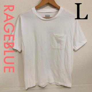 レイジブルー(RAGEBLUE)のポケットTシャツ(Tシャツ(半袖/袖なし))