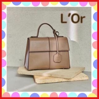 【完売品】ロル バッグ One-handle Square Bag  L'Or
