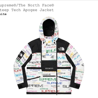 Supreme - Supreme North Face Steep Apogee Jacket