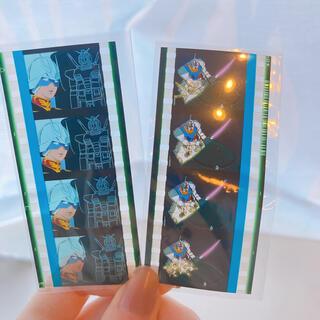 バンダイ(BANDAI)の閃光のハサウェイ 入場者特典フィルムセット シャア(ノベルティグッズ)