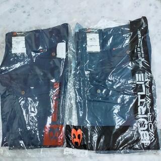バートル(BURTLE)の新品 バートル 作業着 ズボン パンツ2着(ワークパンツ/カーゴパンツ)