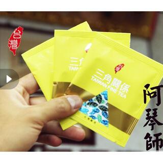 台湾 梨山高山烏龍茶    ティーバッグ 25バッグ入り(個包装)(茶)