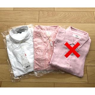 UNIQLO - 【新品あり】ユニクロ、GAP シャツ(長袖)