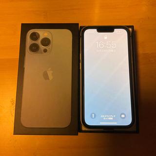 iPhone - [限界値下げ]iphone 13 pro 128GB シエラブルー