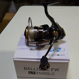 DAIWA - ダイワ 19バリスティック FW LT2500S-C淡水専用
