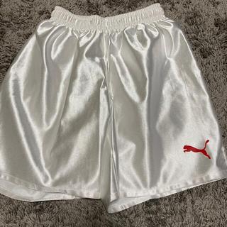 PUMA - プーマ  ⭐︎2枚セット サッカーパンツ 140  赤 白