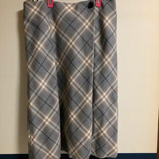 バーバリー(BURBERRY)のバーバリーロンドンスカート46美品(ロングスカート)