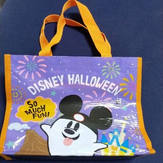 Disney - 東京ディズニーリゾート限定 ディズニーハロウィーン バッグビニール製