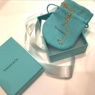 Tiffany & Co. - 美品❤ ティファニー Tスマイルマイクロミニ ネックレス