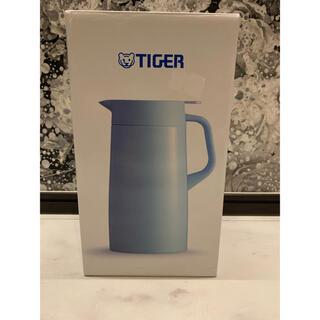 タイガー(TIGER)のタイガー TIGER 保温 保冷 卓上ポット アクアブルー 1.6L(容器)