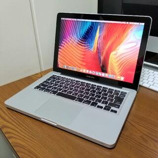 Apple - 美品 Macbook Pro 13インチ SSD128GB office付
