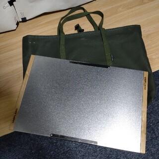UNIFLAME - ユニフレーム 焚き火テーブル 純正バッグ セット