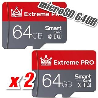 マイクロSDカード 64GB 2枚 microSD class10 EPGY