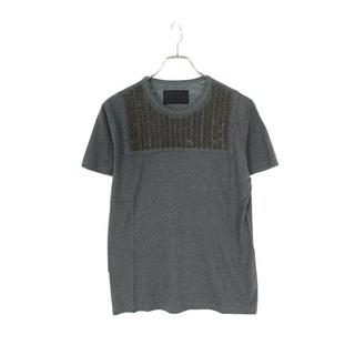 プラダ(PRADA)のプラダ スタッズデザインTシャツ S(Tシャツ(半袖/袖なし))
