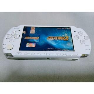 PlayStation Portable - プロアクションリプレイ PSP-3000 PSP本体 ソニー プレイステーション