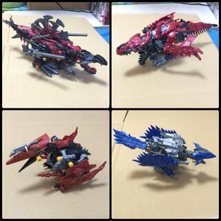 Takara Tomy - ゾイドワイルド 9体プラス改造部品 ジャンク