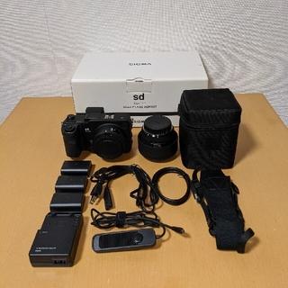 SIGMA - 極上品 SIGMA sd Quattro 30mmF1.4 KIT M42セット