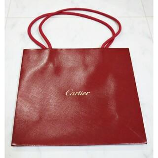 カルティエ(Cartier)のCartier カルティエ ショッパー 紙袋 1点(ショップ袋)