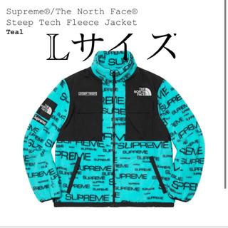 Supreme - supreme north face steep tech fleece L