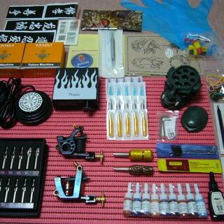 刺青 タトゥーマシン 967 260 ピアス シャツ 帽子 バッグ
