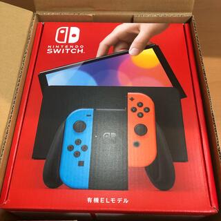 Nintendo Switch - 新型 Nintendo Switch(有機ELモデル) 本体 任天堂