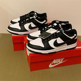 NIKE - Nike Dunk Loe retro Panda 27.0cm