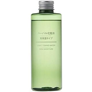 ムジルシリョウヒン(MUJI (無印良品))の無印良品 ハーバル化粧水 高保湿タイプ(化粧水/ローション)
