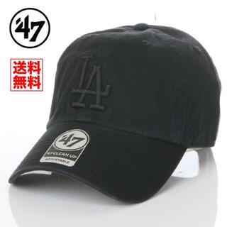 NEW ERA - 【新品】47 キャップ LA ドジャース 帽子 黒 レディース メンズ