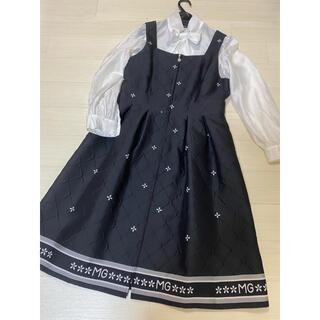 M'S GRACY - エムズグレイシー♡web表紙♡ジャンパースカート 42