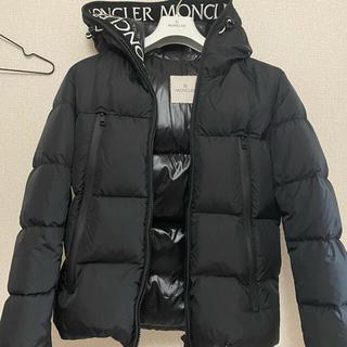 MONCLER - 美品 本日値下げ! モンクラーMonclerダウンジャケット サイズ0 ブラック