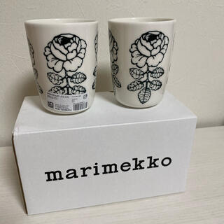 marimekko - Marimekko(マリメッコ) ヴィヒキルース(ミニバラ)ミニラテマグ