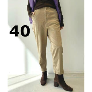L'Appartement DEUXIEME CLASSE - 新品☆ L'Appartement  アメリカーナ Chino Pants